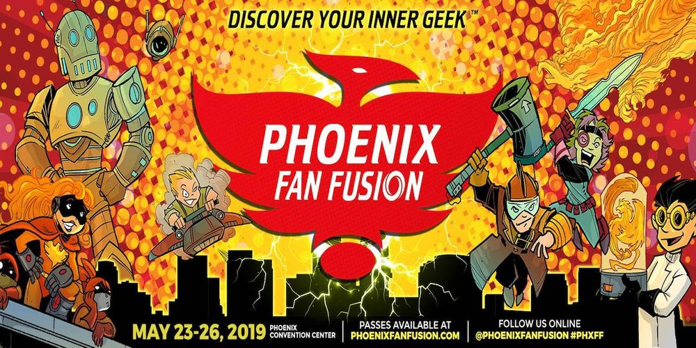 Image result for phoenix fan fusion